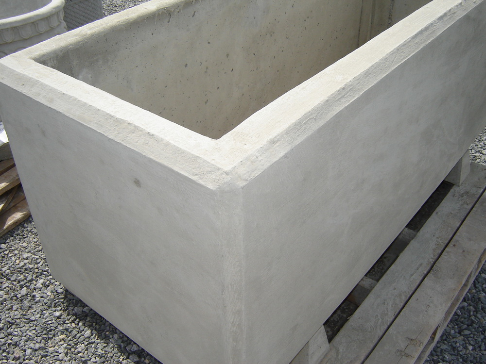 Barrier Rectangular Planter Mackay Precast Products