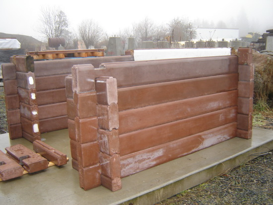 Mackay precast concrete nanaimo vancouver island for Outdoor furniture mackay