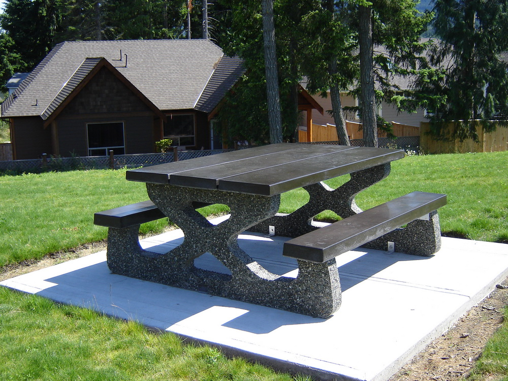 Outstanding Mackay Picnic Table Standard Mackay Precast Products Interior Design Ideas Clesiryabchikinfo