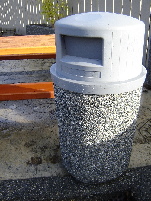 Litter Containers Mackay Precast Products