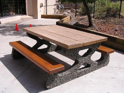 Picnic Tables Mackay Precast Products