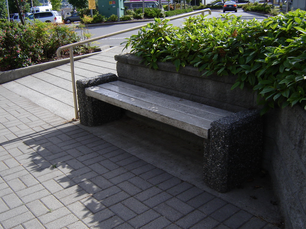 Mall Benches Mackay Precast Products